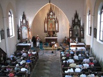 Koncerty v kostele sv. Štěpána ve Kvildě