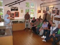 Přednášky v obci Kvilda